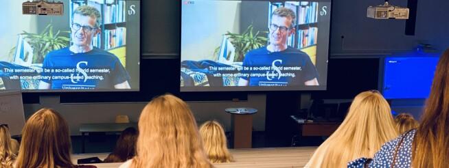 Digital studiestart Universitetet i Stavanger