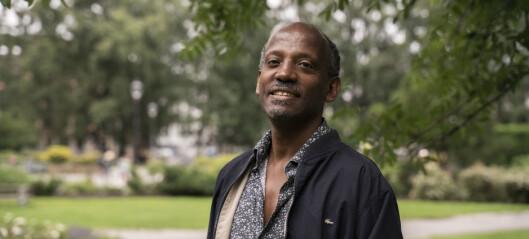 Han studerte på amharisk og engelsk i Etiopia, nå skal han undervise på samisk