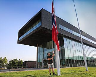 Koronalettelser gir åpne campus i øst, nord og vest