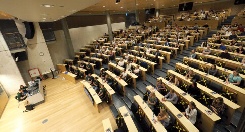 Ny student smittet ved NTNU — 500 studenter i karantene