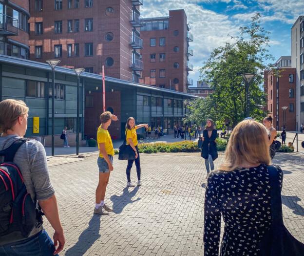 Sosial gjenåpning i Oslo