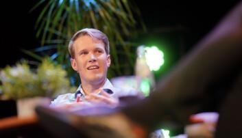 Da panelet reflekterte over korona-våren påpekte Arbeiderpartiets Torstein Tvedt Solberg at opposisjonen følte det ble deres jobb å kjempe for studentene da krisepakkene ble lagt fram.