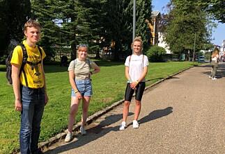 Koronahøsten: Toppene er bekymret for ensomme studenter