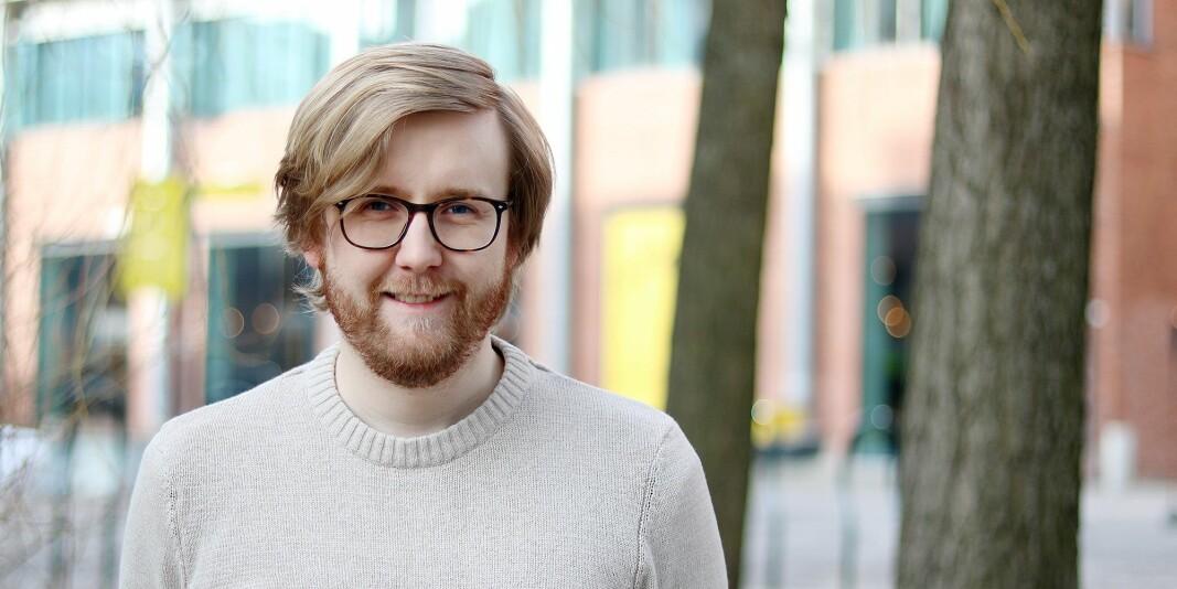Stipendiat Knut Jørgen Vie ved OsloMet, har sammen med kolleger i et EU-prosjekt funnet at mange forskere ikke varsler om forskningsfusk i frykt for represalier.