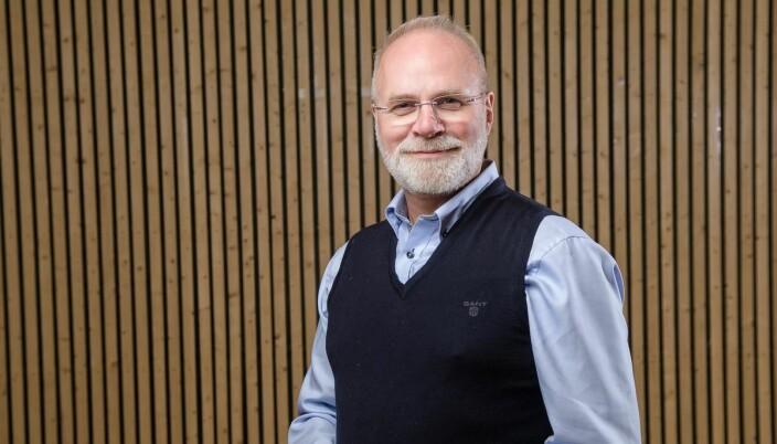 Hans Petter Kvaal, leder i Norges arktiske studentsamskipnad, sier at ingenting er optimalt.