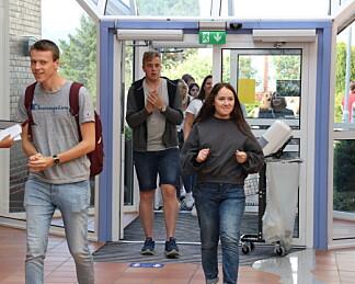 Over 7000 får tilbud om studieplass i suppleringsopptaket
