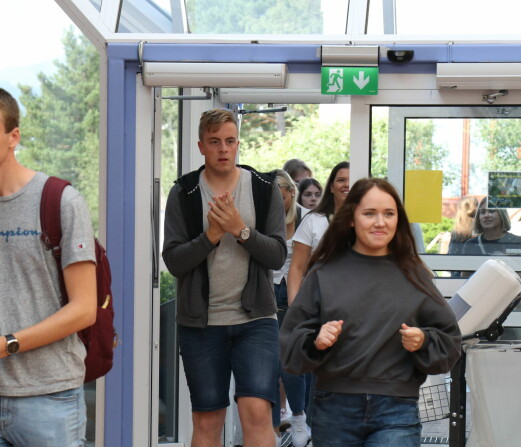 Over 7000 får tilbud om studieplass