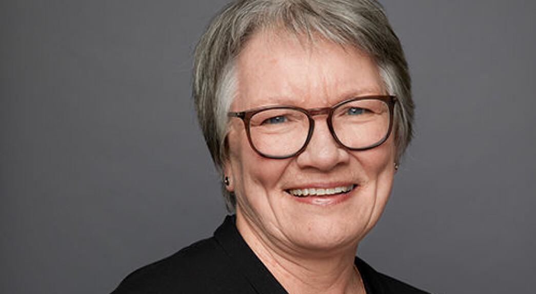 Nestleder i Forskerforbundet Kristin Dæhli.