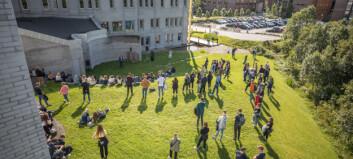 Koronatiltakene fortsetter ved UiT Handelshøgskolen