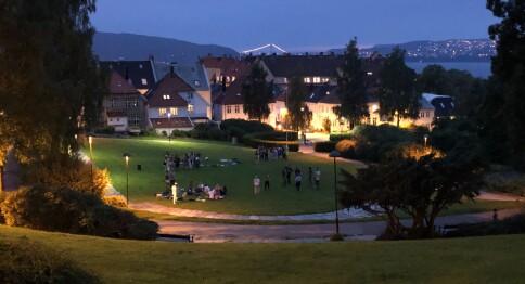 Fleire smitta studentar i Bergen