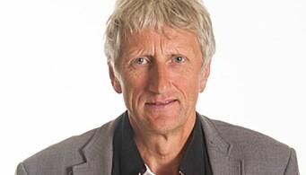Viserektor Sveinung Eikeland ved UiT.