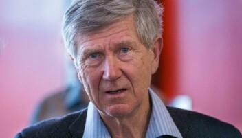 Professor emeritus Knut Heidar ledet søkekomitéen som forsøkte å finne motkandidater til rektor Svein Stølen.