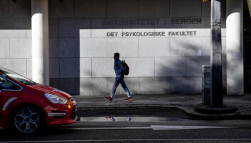 Studenten om tyskervitsen:«Jeg hadde reagert like sterkt nå, men på en annen måte»