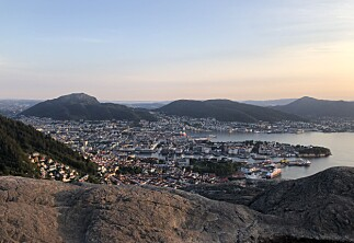 To smittede studenter ved BI i Bergen