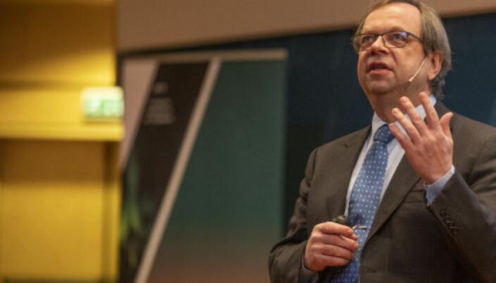 Prorektor Kenneth Ruud ved UiT regner med at han vil søke rektorjobben som blir ledig etter Anne Husebekk fra 1. august neste år.