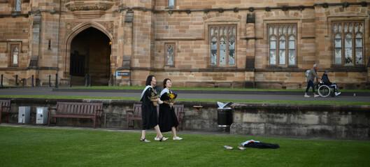 Hun hadde jobbet ved universitetet i årevis, så ble hun sagt opp. Via zoom.