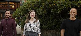 Prisdryss over masterstudenter ved UiO
