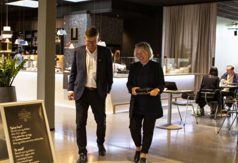 UiO-Stølen stiller med litt nytt lag til rektorvalget
