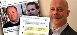 Hardt ut mot journalistar i Resett-kanal: Ironisk meint, seier UiB-direktør