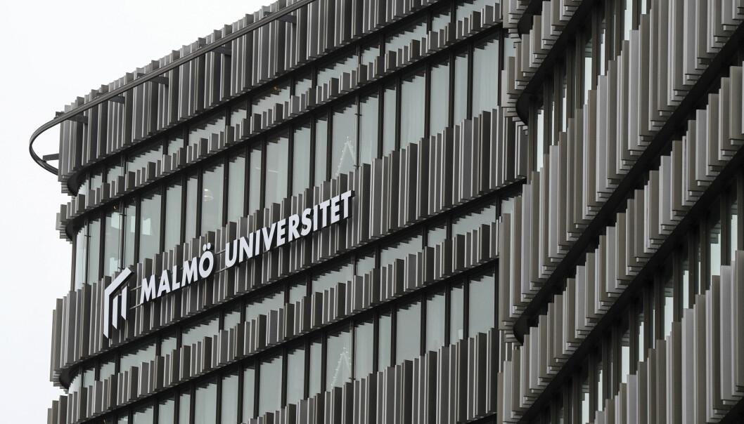 — Dette er et problem og jeg har vanskelig for å se at det kommer til å bli mindre framover, sier sikkerhetssjefen ved Malmö universitet.