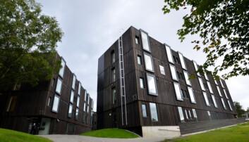 Dei nye bygga har til saman 160 studioleilegheiter, med eige kjøken og bad.91 av leilegheitene er universelt utforma.