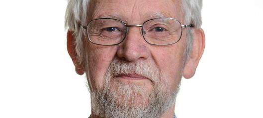 Rolf Tore Ottesen (1947-2020)