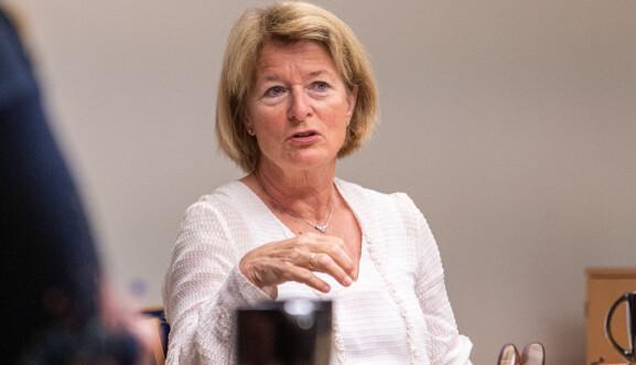 Også rektor Anne Husebekk mener fusk og fanteri må bekjempes.