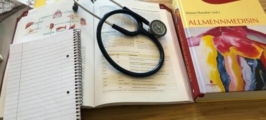 Opphev monopolet for medisinutdanning i Norge!