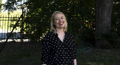 Hun er en av sju unge forskere i Norge som får prestisjetungt stipend