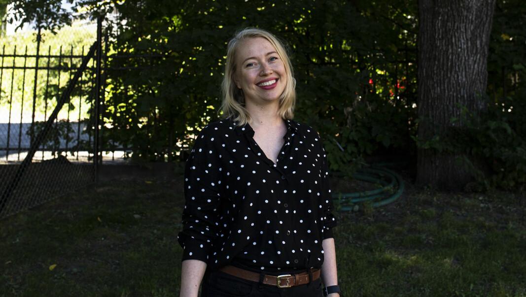 Marianne Hem Eriksen er en av sju som nå får over 15 millioner kroner for å dykke ned i et femårig prosjekt.