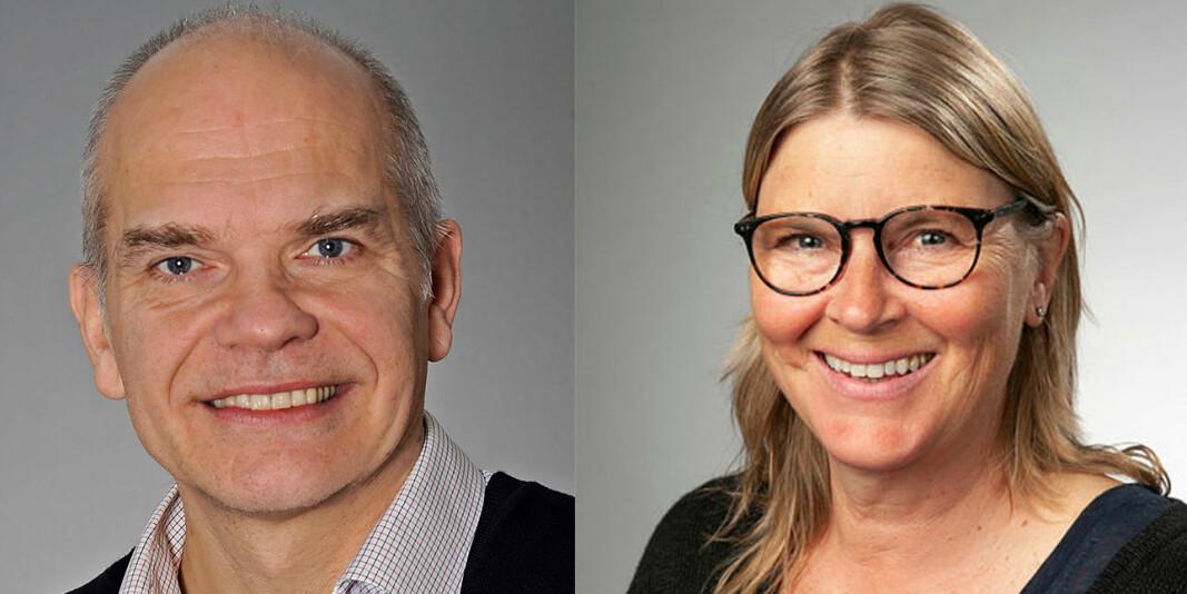 Enten Hans-Christian Åsheim og Tiril Willumsen vil 1. januar 2021 overta et fakultet med betydelige økonomiske utfordringer.