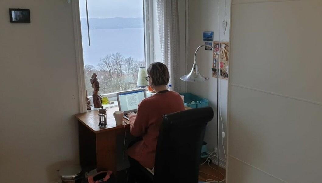 Mange studerer foran «mørke skjermer». Hvordan ivaretar vi da studielivskvaliteten best?