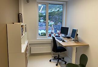 Mener enekontor kan gi mer smitte enn kontorlandskap