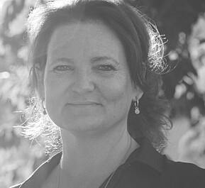 Direktør ved Kunsthøgskolen Annemarie Bechmann Hansen