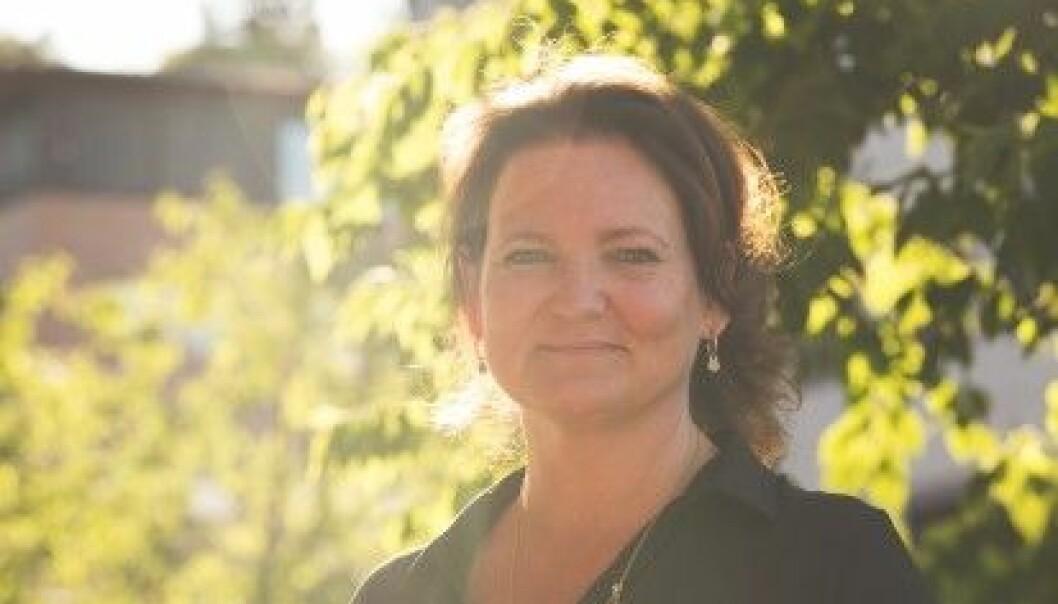 Annemarie Bechmann Hansen har vært direktør ved Kunsthøgskolen i Oslo fire år.