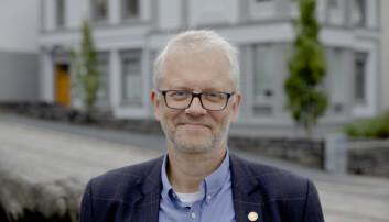 Nils Gunnar Kvamstø er prorektorkandidat.