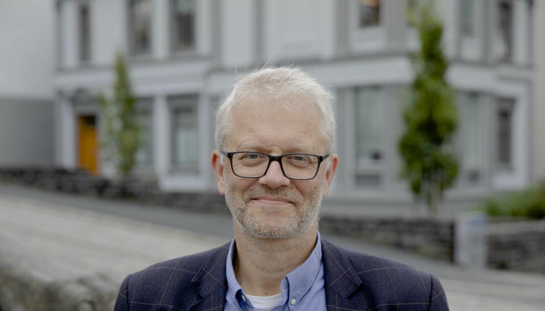 Marin dekan Nils Gunnar Kvamstø ved UiB er fornøyd med at de sammen med EU-midler kan gjennomføre et karriereutviklingsprogram med nesten 40 postdoktorer.