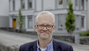 — Oddrun er en veldig stødig og solid person, sier Nils Gunnar Kvamstø.