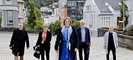 Samdal vil bli rektor ved Universitetet i Bergen
