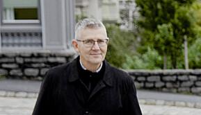 Medisinprofessor Arne Tjølsen skal vera viserektor for utdanning.