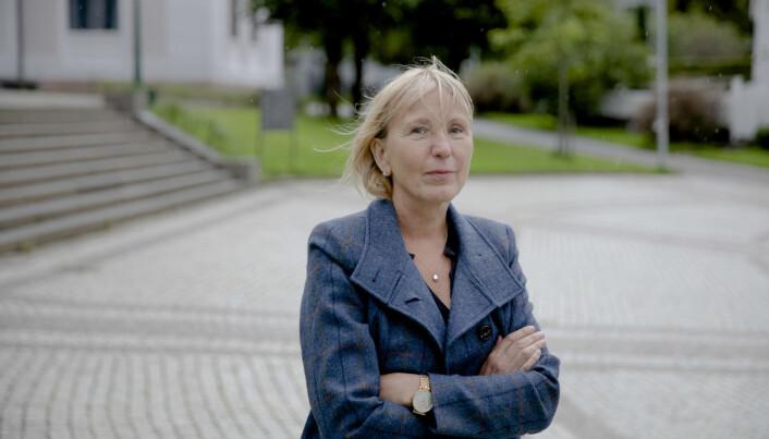 Det er krevjande å vera i ei rekrutteringsstilling, men endå meir krevjande i år, seier prorektor ved UiB Margareth Hagen.