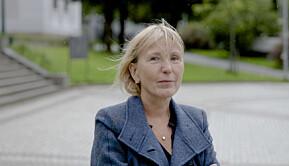 Rektor ved Universitetet i Bergen, Margareth Hagen.