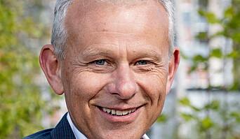Geir Mikalsen er direktør for kommunikasjon og samfunnskontakt ved Norges Handelshøgskole