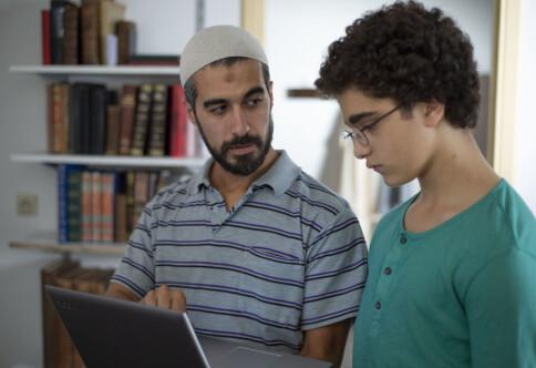En ung gutts søken etter islam