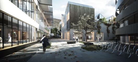 Ønsker å bygge et av Norges smarteste studiebygg