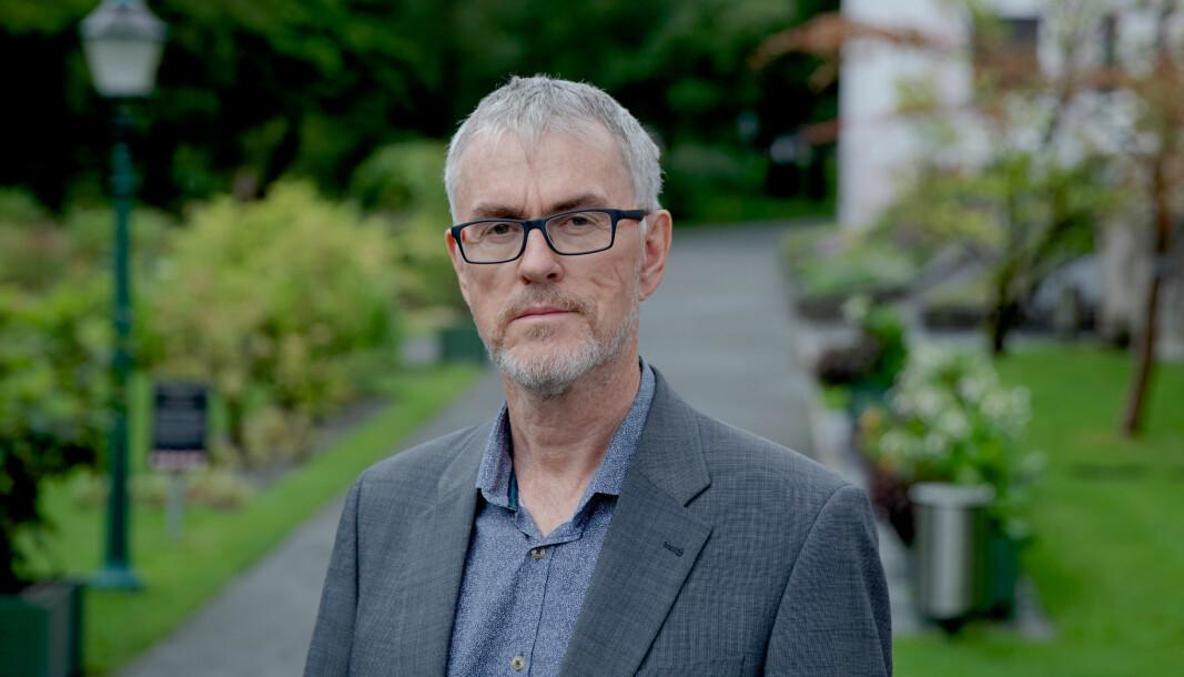 Professor og leder for Forskerforbundet ved Universitetet i Bergen, Steinar Vagstad, har ikke gjort noe kritikkverdig eller brutt etiske retningslinjer, konkluderer varslingsutvalget.