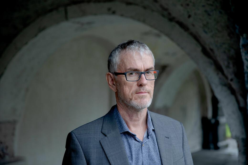 Steinar Vagstad leder Forskerforbundet ved Universitetet i Bergen. Nå mener et annet medlem i forbundet at Vagstad