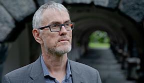 Leiar i Forskerforbundet, Steinar Vagstad, ønskjer ikkje å kommentere kritikken mot han.