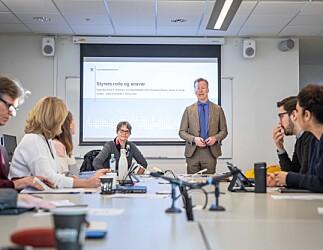 Sju holdepunkter om universitetsdemokrati og autonomi