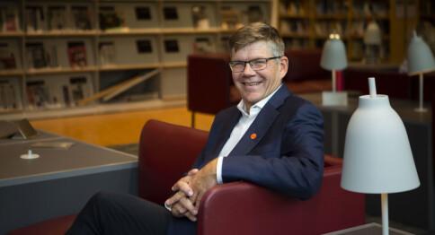Rektorenes pressetopp 2020: Han har vært mest i mediene